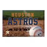NFL Houston Astros Scraper Mat 19x30