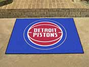 NBA - Detroit Pistons All-Star Mat 33.75x42.5