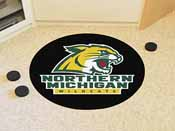 Northern Michigan Puck Mat