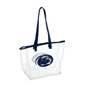 Penn State Stadium Clear Tote