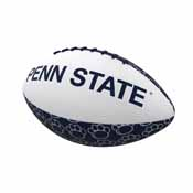 Penn State Repeating Mini-Size Rubber Football