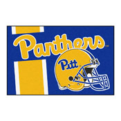 University of Pittsburgh Custom Starter Rug 19x30