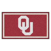 University of Oklahoma 3' x 5' Rug