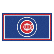 MLB - Chicago Cubs 3' x 5' Rug