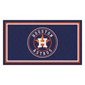 MLB - Houston Astros 3' x 5' Rug
