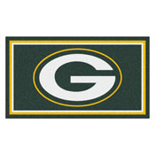 NFL - Green Bay Packers 3' x 5' Rug