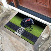 NFL - Houston Texans 18x30 Crumb RubberDoor Mat