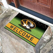 University of Missouri 18x30 Crumb RubberDoor Mat