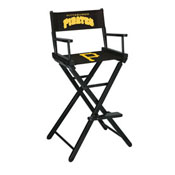 Pittsburgh Pirates Directors Chair-Bar Height