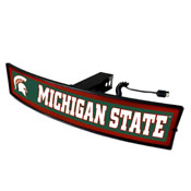 Michigan State University Light Up Hitch Cover 21x9.5