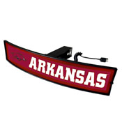 University of Arkansas Light Up Hitch Cover 21x9.5