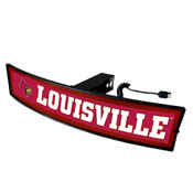 University of Louisville Light Up Hitch Cover 21x9.5