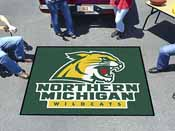 Northern Michigan Tailgater Rug 5'x6'
