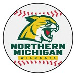 Northern Michigan Baseball Mat 27 diameter