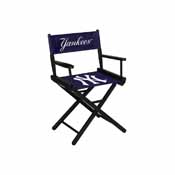 New York Yankees Table Height Directors Chair