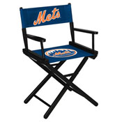 New York Mets Table Height Directors Chair