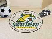 Northern Michigan Soccer Ball