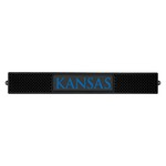 Kansas Drink Mat 3.25x24