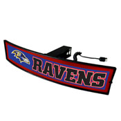 NFL - Baltimore Ravens Light Up Hitch Cover 21x9.5