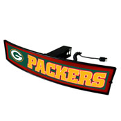 NFL - Green Bay Packers Light Up Hitch Cover 21x9.5