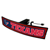 NFL - Houston Texans Light Up Hitch Cover 21x9.5