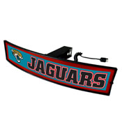 NFL - Jacksonville Jaguars Light Up Hitch Cover 21x9.5