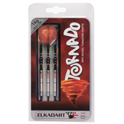 Elkadart Tornado Tungsten Soft Tip Dart Set 4 Red and 2 Black Rings