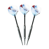 Elkadart Razor Tungsten Soft Tip Darts #1 Barrel Style 16gm
