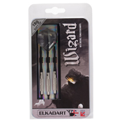 Elkadart Wizard 80% Tungsten Knurled and Ringed Soft Tip Darts