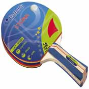 Garlando Storm 2 Star Table Tennis Paddle
