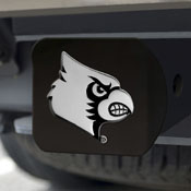 Louisville Black Hitch Cover 4 1/2x3 3/8