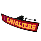 NBA - Cleveland Cavaliers Light Up Hitch Cover 21x9.5