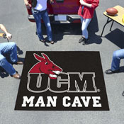 Central Missouri Man Cave Tailgater Rug 5'x6'