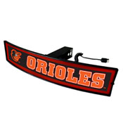 MLB - Baltimore Orioles Light Up Hitch Cover 21x9.5