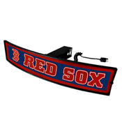 MLB - Boston Red Sox Light Up Hitch Cover 21x9.5