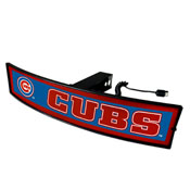 MLB - Chicago Cubs Light Up Hitch Cover 21x9.5