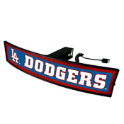 MLB - Los Angeles Dodgers Light Up Hitch Cover 21x9.5