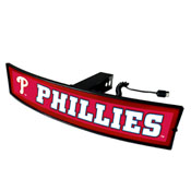 MLB - Philadelphia Phillies Light Up Hitch Cover 21x9.5