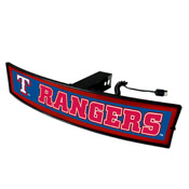 MLB - Texas Rangers Light Up Hitch Cover 21x9.5