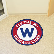 MLB - Chicago Cubs Roundel Mat 27 diameter