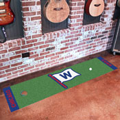 MLB - Chicago Cubs Putting Green Runner 18x72