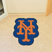MLB - New York Mets Mascot Mat