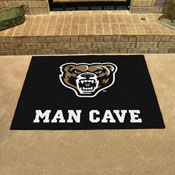 Oakland Man Cave All-Star Mat 33.75x42.5