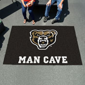 Oakland Man Cave UltiMat 5'x8' Rug