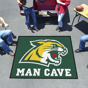 Northern Michigan Man Cave Tailgater Rug 5'x6'