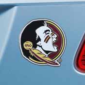 Florida State University Color Emblem 3x3.2
