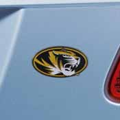 University of Missouri Color Emblem 1.8x3.2