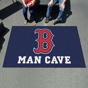 MLB - Boston Red Sox Man Cave UltiMat 5'x8' Rug