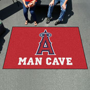 MLB - Los Angeles Angels Man Cave UltiMat 5'x8' Rug