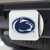 Penn State Color Hitch Chrome 3.4x4
